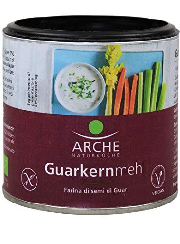 Goma Guar Orgánica Sin Gluten 125g | Gome De Guar Sin