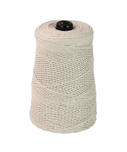 Mrs. Anderson's Baking Cooking Twine, 1-Pound Cone, All-Natural Cotton
