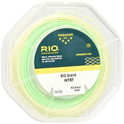 Rio Grand fly line WF Floating, coda di topo  galleggiante di alta qualità per canne ad azione veloce
