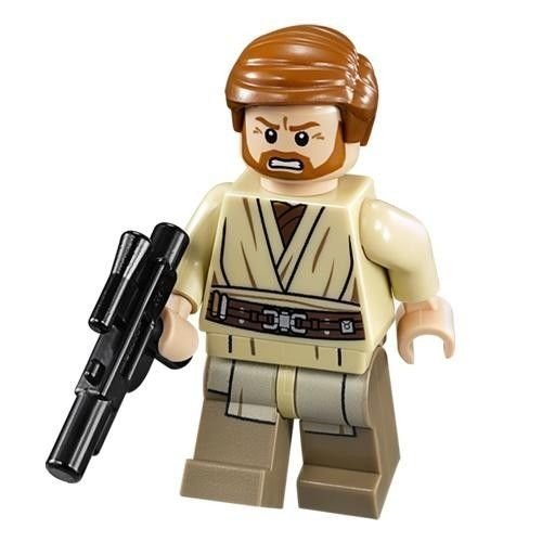 LEGO® Star Wars (TM) General Obi-Wan Kenobi with blaster gun (2014)