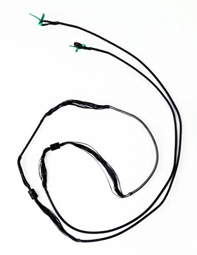 Leader Accessories Original Replacement String 50-70lbs 25' - 31' Compound Bow (String for MK-75)