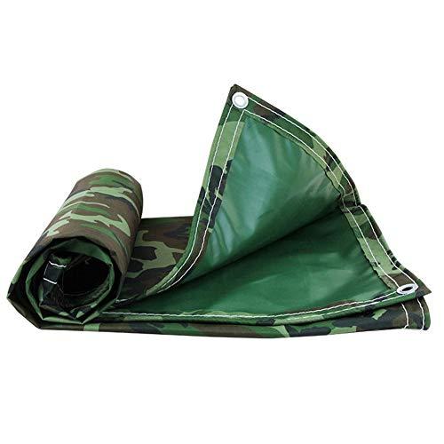Bâche imperméable, bâche de Protection et Couverture de Camion de bâche résistante, bâche UV imperméable de Resistan for Le Camping de Bateau de Voiture (Size : 3m×4m)