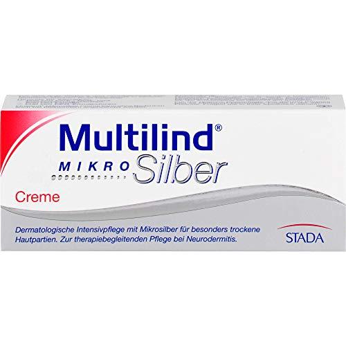 Multilind MikroSilber Creme, 75 ml Creme