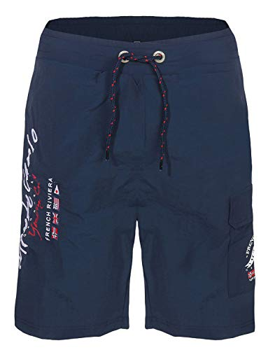Geographical Norway Badehose QUARACTERE - Navy - XL