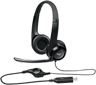 ロジクール USBヘッドセットLogicool USB Headset H390 H390R