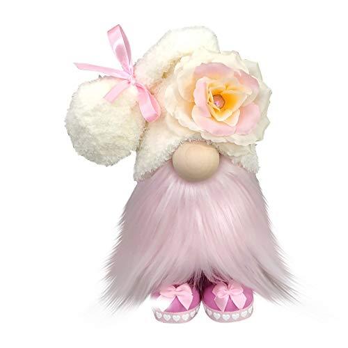 Bumble Bee Striped Zwerg Puppe Dekoration Schöne Gnome Lange Beine Wichtel Spielzeug Zwerge Wohndekoration Toy Land Doll Strickmütze Crooked Neck Doll Jewelry Home Decoration