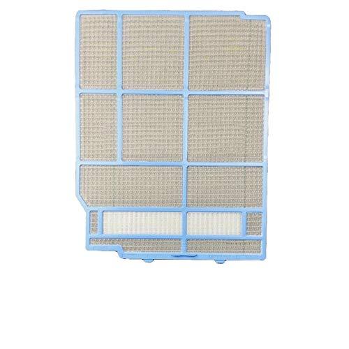 Filtro aria condizionata di ricambio 1set del condizionatore d aria filtro antipolvere Filtro antipolvere adatto for Hitachi RAS A27BH A35AX Etc. non universale Durevole ( Color : Left and right )