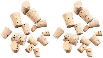 high quality GSC International Assorted Size (0-11) discount Cork Stoppers, Set sale of 100 (2-(Pack)) online sale