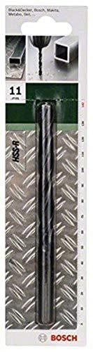 Bosch 2609255021 Metal Drill Bits HSS-R with Diameter 11.0mm
