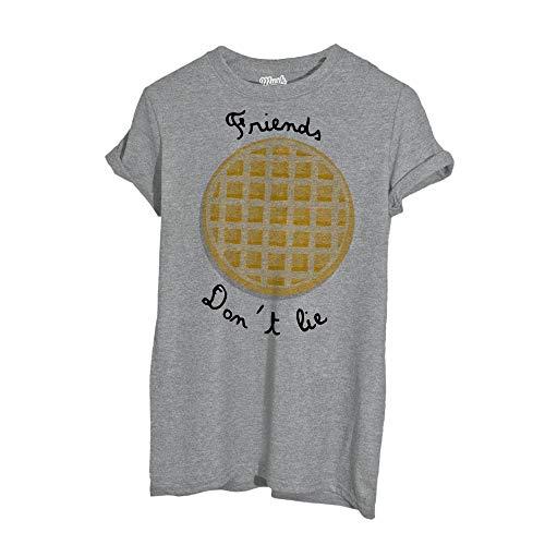 Camiseta MUSH Stranger Things – Friends Don't Lie – Film