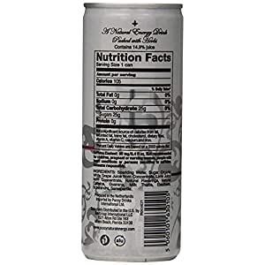 Pussy Natural Energy Drink 12 Pack