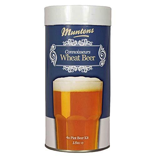 Semar Malto Vorbereitet für Bier im Skifahrer Blanche Wheatbeer Muntons 1,8kg