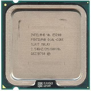 Tray Pentium Dc E5200 2.5G 2M 800Fsb S775