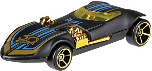 Hot Wheels Mattel FRN33, Vehículo Básico 50 Aniversario, Coche de Juguete, Modelos Surtidos