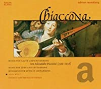 Piccinini: Chiaccona