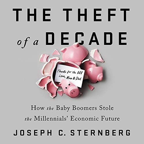 The Theft of a Decade Titelbild
