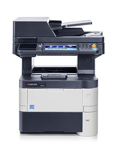 Kyocera Ecosys M3540idn Laser Multifunktionsgerät (Scanner, Kopierer, Drucker, USB 2.0) grau