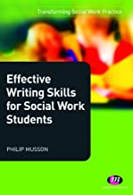 Best effective writing skills for social work students Reviews