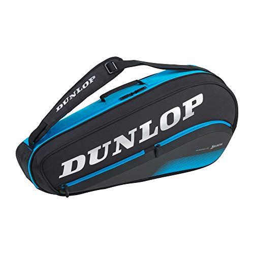 Dunlop Sports FX Performance 3 Racquet Bag - Blue/Black