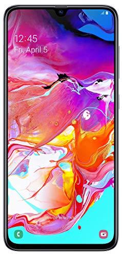 Samsung Galaxy A70 - Smartphone 4G (6,7 - 128GO - 6 GO - BLACK - Version France-P-UK (reconditionné)
