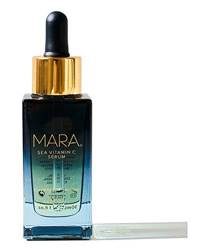 MARA - Natural Chlorella + Reishi Sea Vitamin C Serum | Clean, Non-Toxic, Plant-Based Skin Care (1 oz | 30 ml)