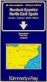 Kümmerly & Frey Karten, Nordost-Spanien (Kümmerly+Frey Strassenkarten) - K Ummerly