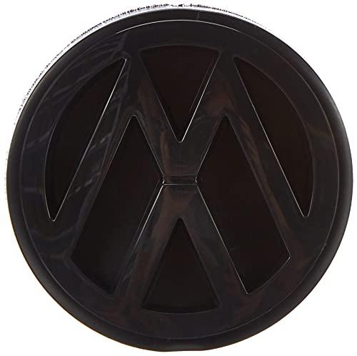 Volkswagen 701853601A01C Zeichen Heckklappe Emblem Logo, schwarz