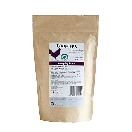 Teapigs Everyday Brew Black Loose Tea Made With Whole Leaves...