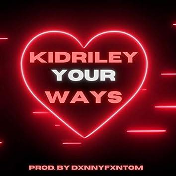 Your Ways
