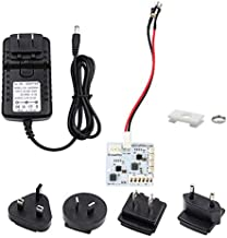 Tiamu Dreamsu 12V Power Supply Replacement Kit Rev2.0 Version for Sega Dreamcast Game Console US Plug UK Plug EU Plug AU Plug