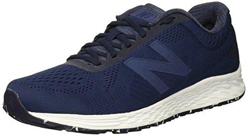 New Balance Fresh Foam Arishi - Zapatillas de Interior para Hombre, Color Blanco, Talla 42 EU, Color Azul, Talla 39.5 EU