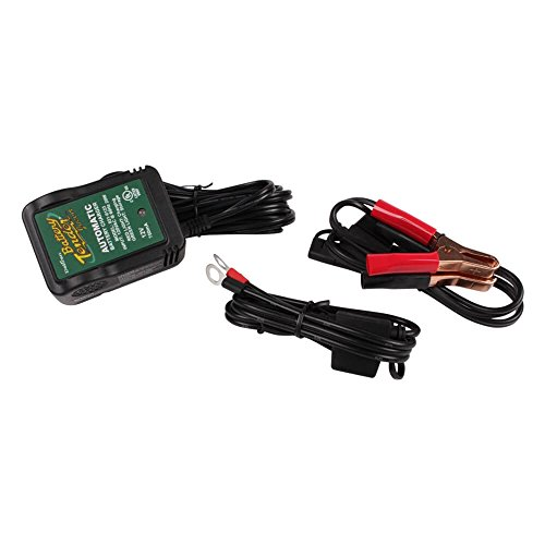 Battery Tender Junior Battery Charger and Maintainer for 12V Batteries (C01023510)