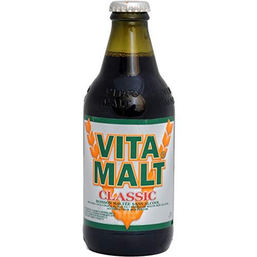 Vitamalt Bebida de malta sin alcohol pack de 24 x 330 ml 0.33 ml - Pack de 24