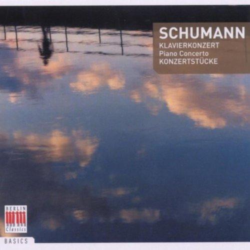 Schumann: Piano Concertos