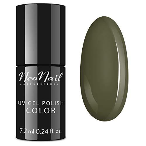 NeoNail UV Nagellack 7,2 ml - 10 Farben UV Lack Gel Polish Soak off Nagellacke UV Gele LED Polish...