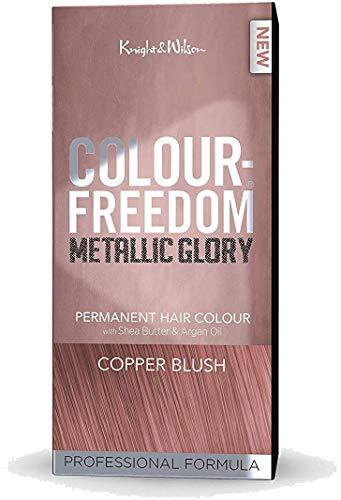 Colour Freedom Metallic Glory Copper Blush