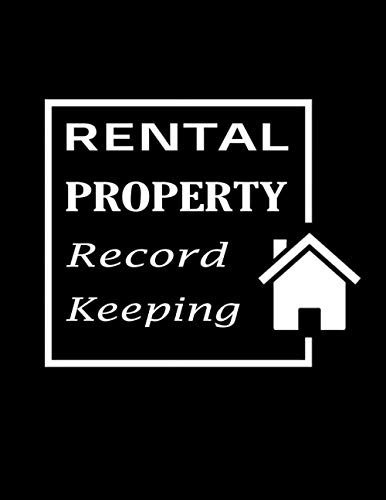 Real Estate Investing Books! - Rental Property Record Keeping: Rental Property Ledger for Landlord   The Essential Rental Property Record Book