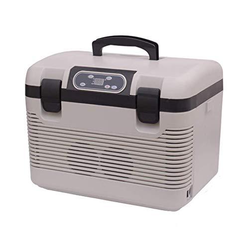 Refrigerador de Coche pequeño para el hogar, Mini refrigerador portátil de Picnic para dormitorios, silencioso y silencioso al Aire Libre