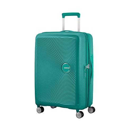 American Tourister Spinner 67cm Expandable SoundBox con 4 Ruedas Polipropileno 71.5 Litro...