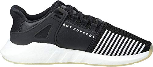 adidas Herren EQT Support 93/17 BZ0585 Fitnessschuhe, Schwarz (Negbas/Negbas/Ftwbla), 44 EU