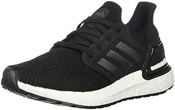 adidas Women's Ultraboost 20 Running Shoe, Black/Night Metallic/White, 5.5 M US