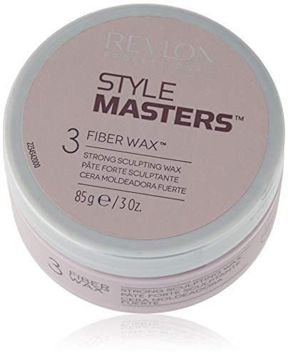 REVLON PROFESSIONAL Creator Fiber Wax Formendes Faserwachs ,1er Pack (1 x 85 g)
