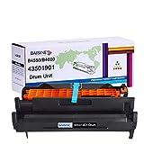 BAISINE Compatible B4600 Drum Unit Replacement for Okidata B4400 43501901 Drum for Okidata B4400 B4400n B4500 B4500n B4550 B4550n B4600 B4600n Printer- 25,000 Pages (1 Drum)