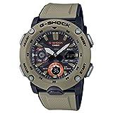 [カシオ] 腕時計 ジーショック カーボンコアガード構造 GA-2000-5AJF メンズ ブラウン