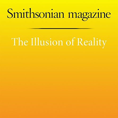 The Illusion of Reality audiobook cover art