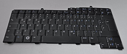 Brand New Dell Latitude D520 D530 GERMAN QWERTZ Layout Keyboard P/N PF237