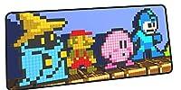 ゲーミングマウスパッド, ゲームマウスマット、大型マウスマットクールゲームキャラクター800x300mm快適な伸縮性キーボードゲーミングパッドラップトップ、コンピューター用のスリップゴムベース (Size : 700*300*3mm)