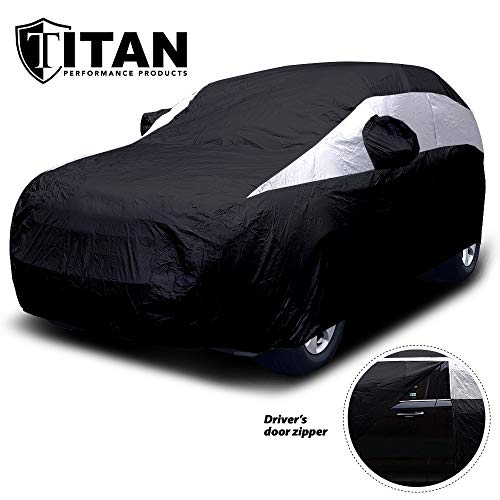 Titan Lightweight Mid-Size SUV Car Cover