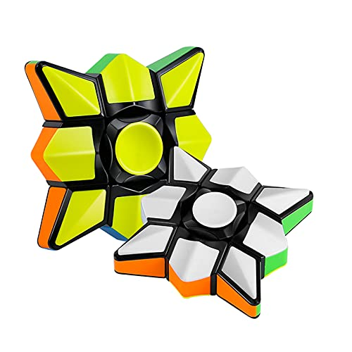 Speed Cube Set-Speed Cube Turning Rubik Cube 3x3x3 Puzzle Cube Education Brain Teaser Game...