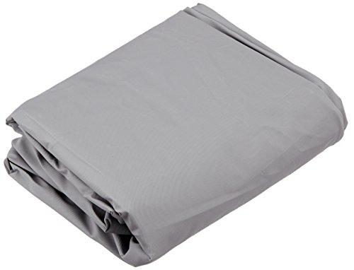 Tepro Universal Grillabdeckhaube 8706 für Smoker, klein, 66.4 x 114 x 109.2 cm, taupe | passend für tepro Wichita 1038